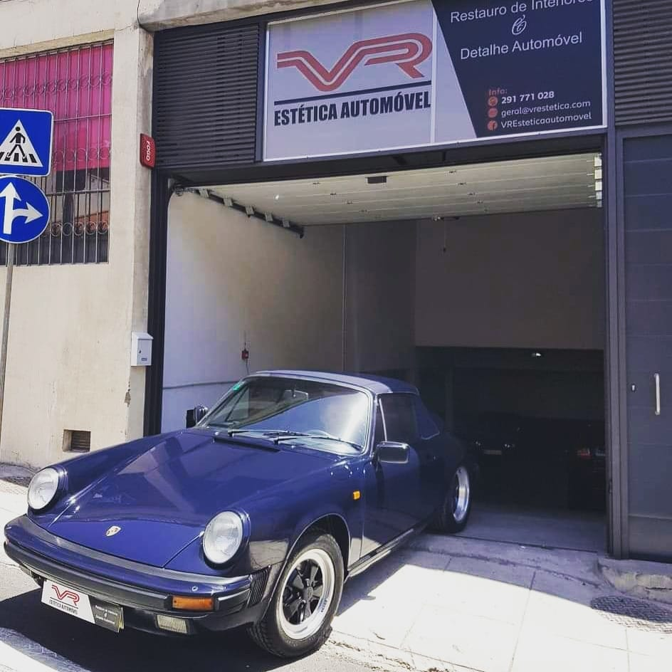 VR Estética Automóvel